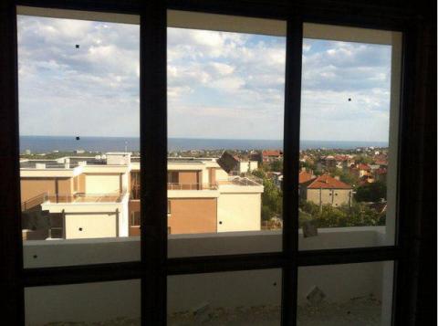 Квартиры с видом на море, с паркоместом, г.Варна