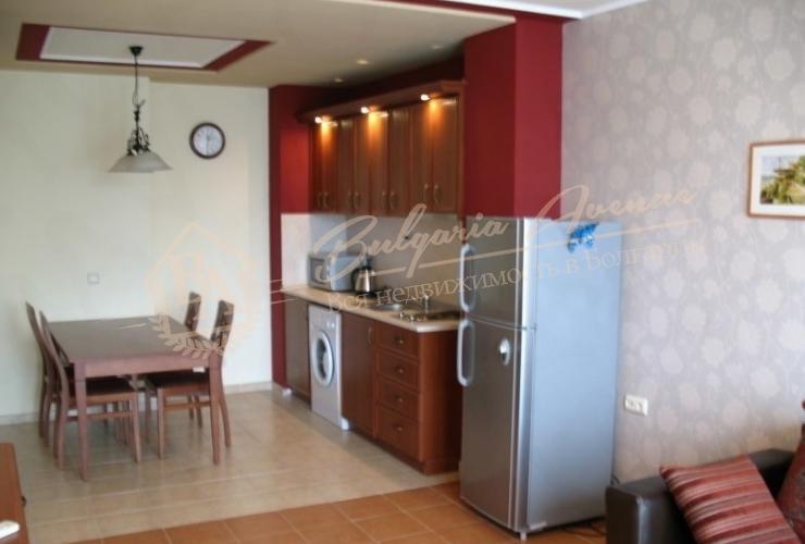 Апартамент с 1 спальней,Green Life,г.Созополь