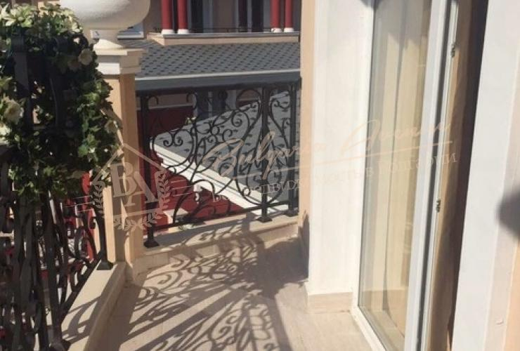 Апартамент с 1 спальней, Messembria Resort, к.Солнечный Берег