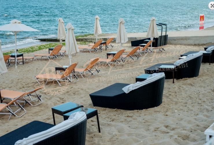 Пляж комплекса La Mer в г.Варна