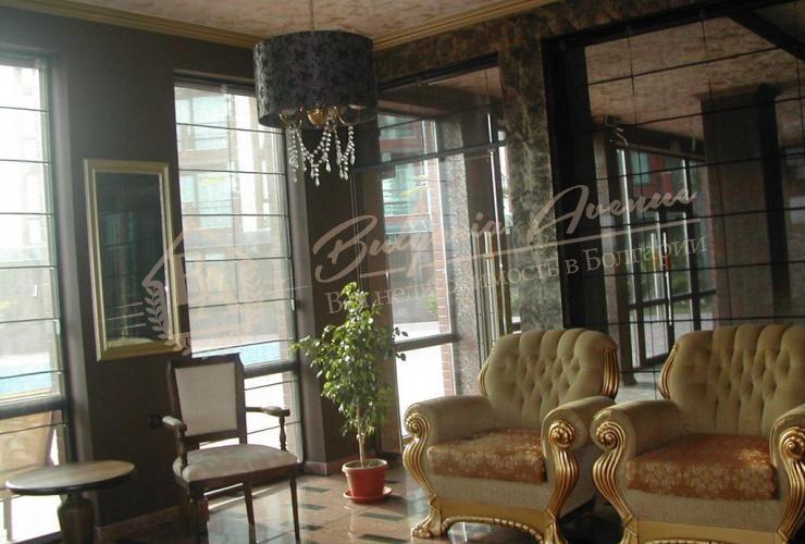 Двухэтажная квартира/Мезонет, Chateau Del Marina Penthouses, г. Несебр