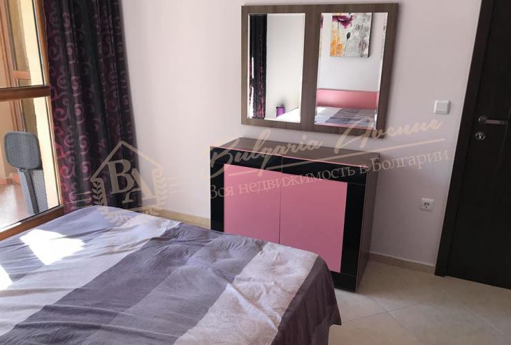 Квартира с двумя спальнями в комплексе Каскадас