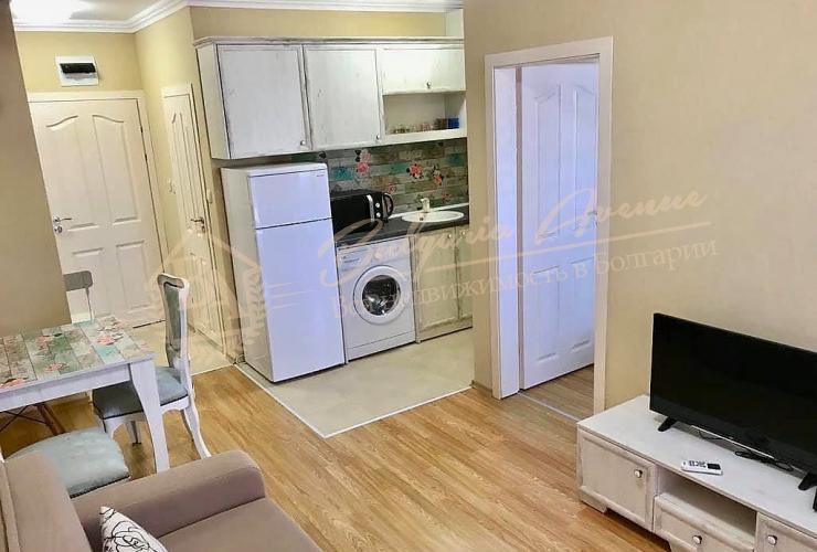 Прекрасно меблированная квартира