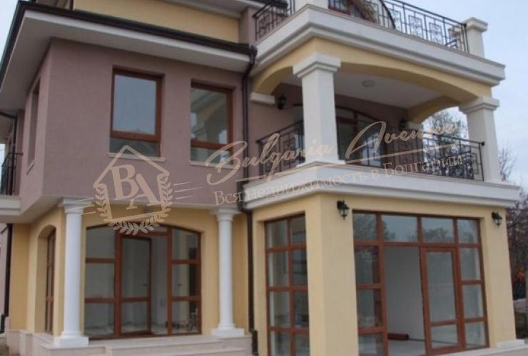 Дом класса Люкс с морской панорамой, 700 м до пляжа, г.Варна