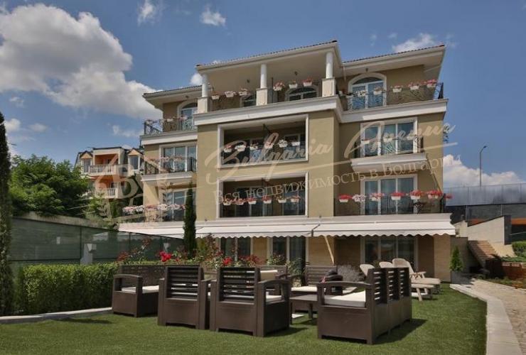Новый отель класса люкс