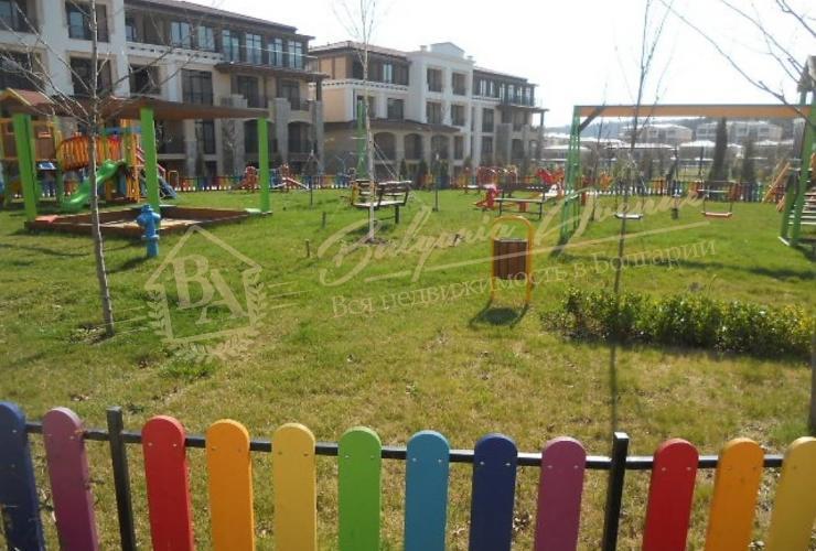 Детская площадка комплекса Грин Лайг/Green Life