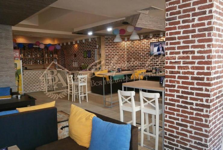 Заведение - бар/кафе