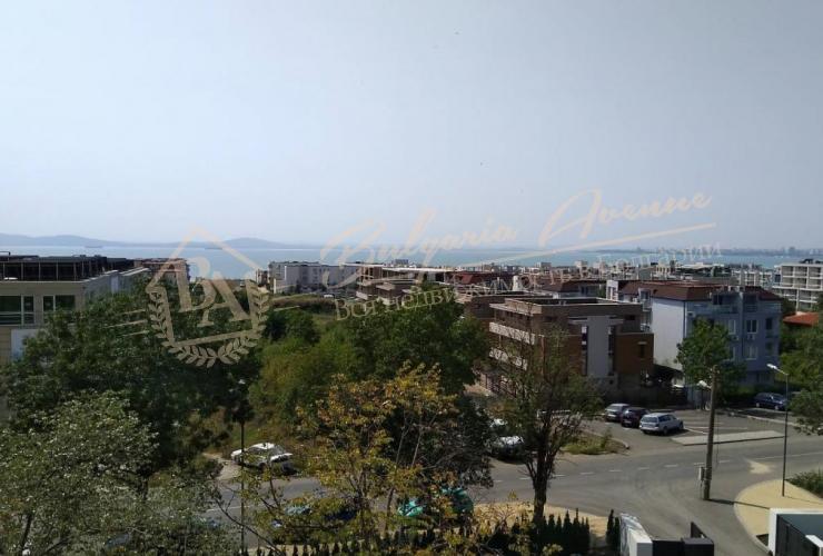 Вид с квартиры, Сарафово, Бургас
