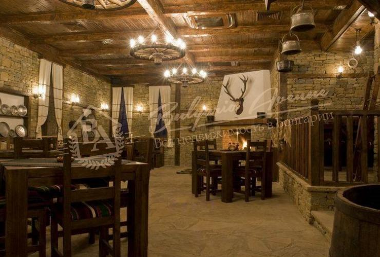 Ресторан в комплексе Шарите, к.Солнечный берег