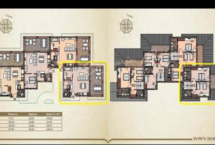 Таунхаус Созополь, 2 спальни