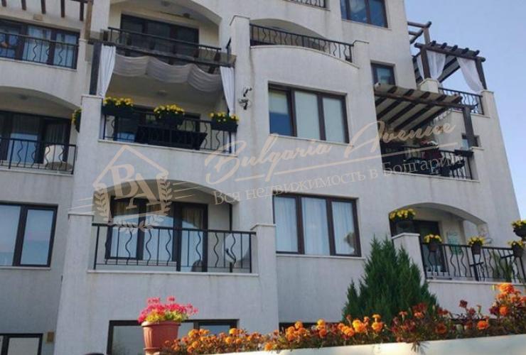 Квартира с видом на море, с парко местом, г.Варна