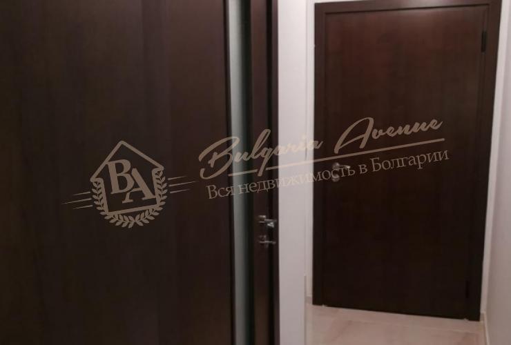 Отличная квартира с 1 спальней, Под ключ, Без таксы поддержки, г.Варна