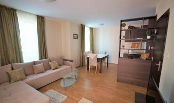 Новая двухкомнатная квартира