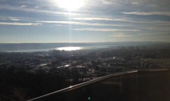 Квартира расположена в спокойном районе г.Варна, с прекрасной панорамой на весь город.