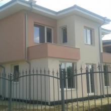 Частный новый дом с садом и видом на море, г.Варна. До моря 1 км.